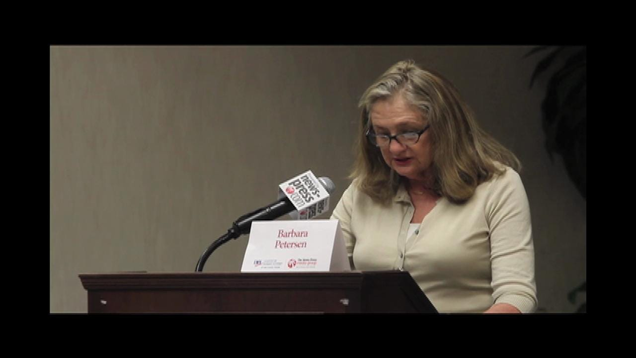 Video: Open Records Forum keynote