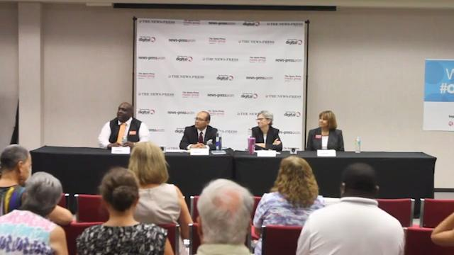 The full interview with candidates running for District 7 held by the News-Press in July.