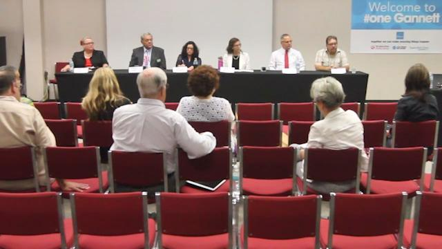 The full interview with candidates running for District 2 held by the News-Press in July.