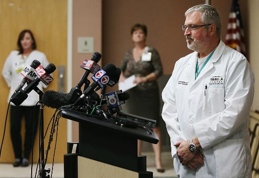 'It's the worst I've ever seen.' Doctor speaks on Club Blu shooting