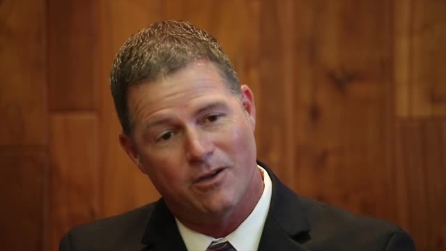 Ken Dobson talks to the News-Press about why he is running for Lee County Commission, District 5.