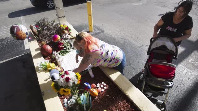 Memorial growing for Club Blu victims