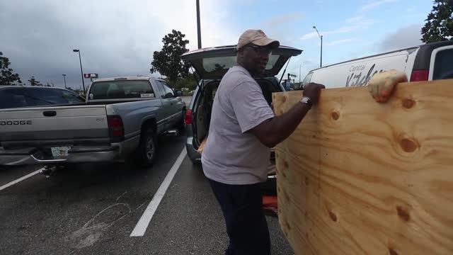 Hurricane Matthew update from Orlando