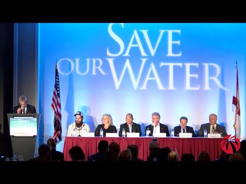 Save Our Water: moderated panel