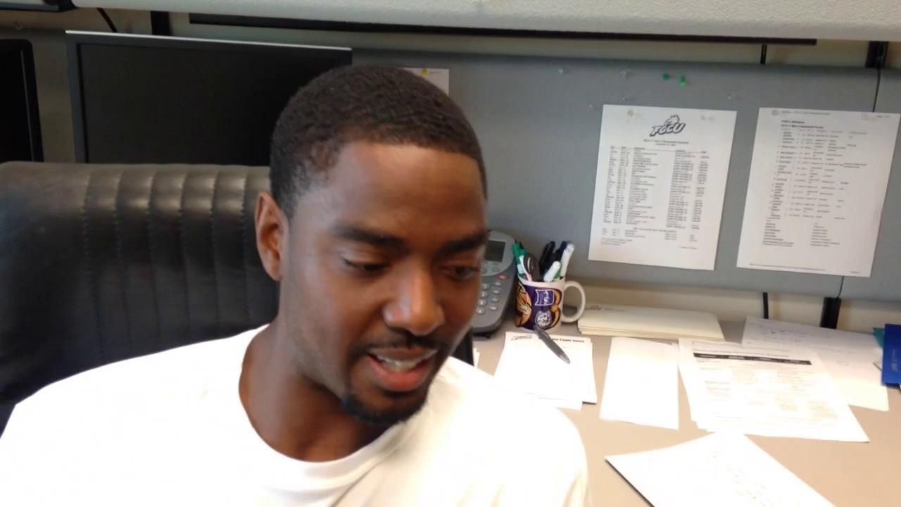 Aaron Miles, FGCU assistant basketball coach, balances work, fatherhood