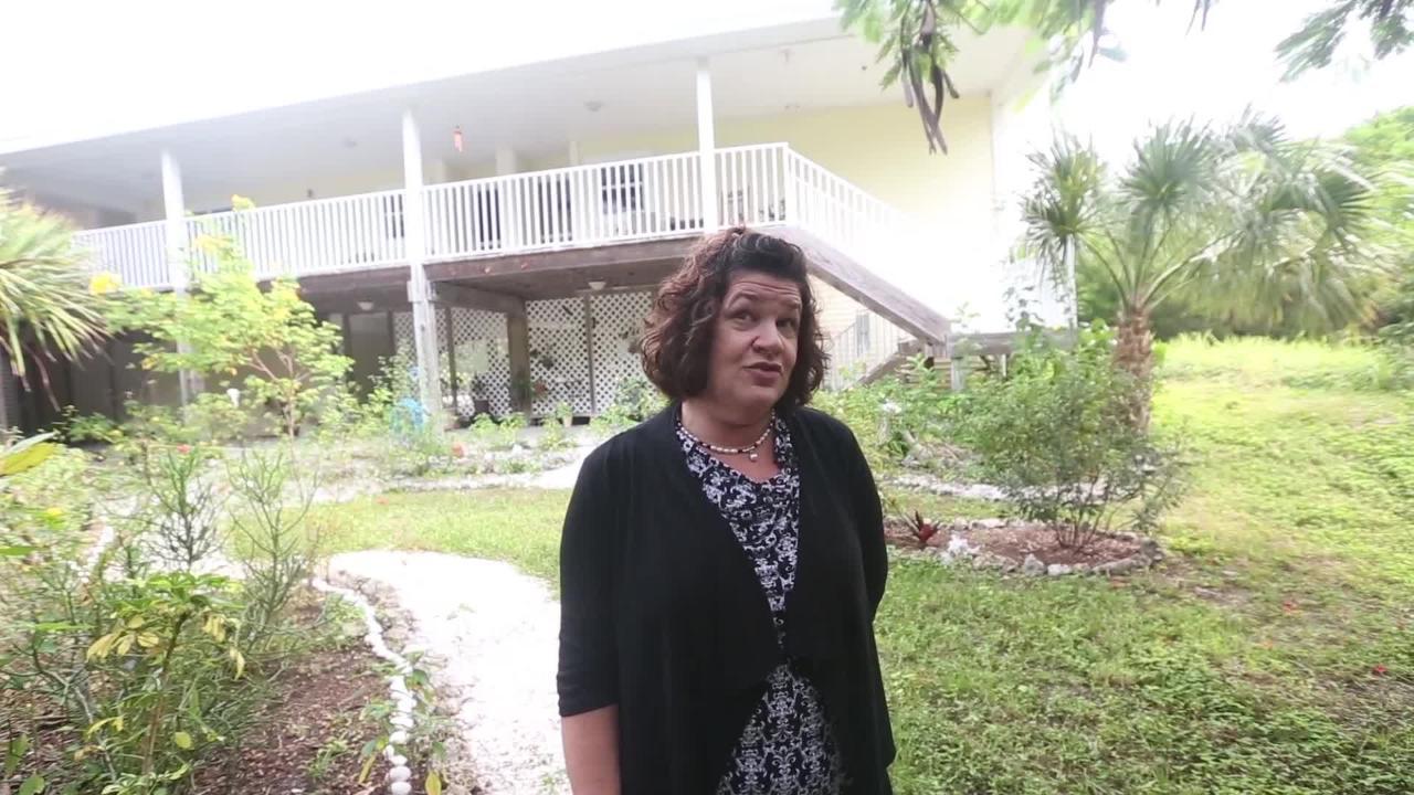 Community Housing and Resources Executive Director on Sanibel explains  program