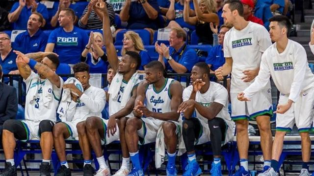 The 2016-17 FGCU men's basketball team