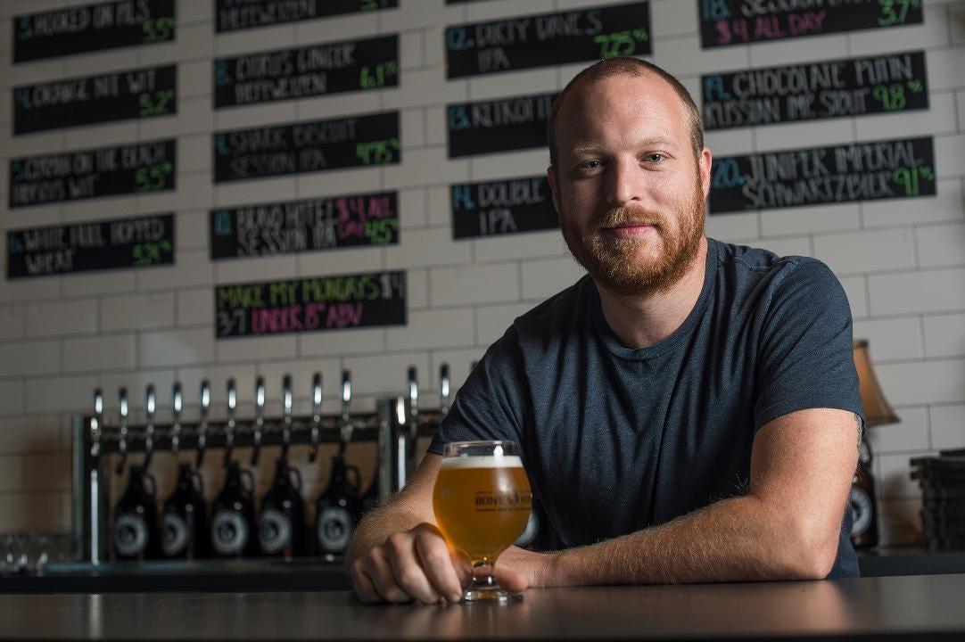 Behind the Brewery video: The beer nerds of Bone Hook