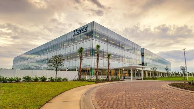 Hertz: The Fortune 500 Company Headquartered in Estero