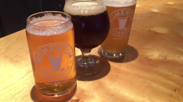 Behind the Brewery: Momentum Brewhouse