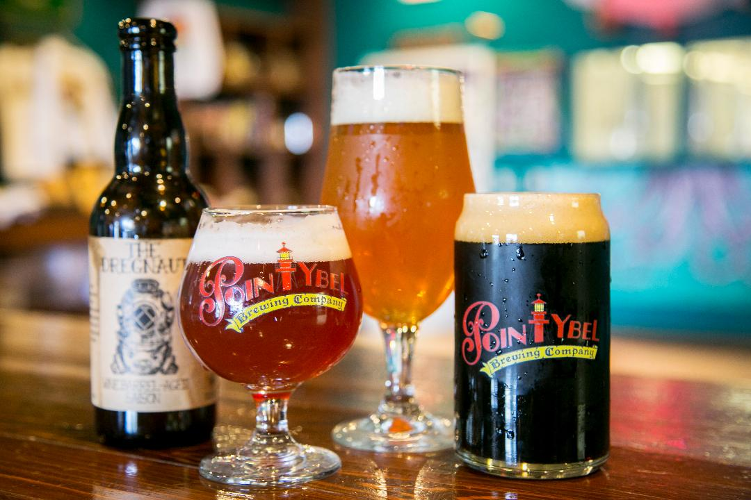 Behind the Brewery: Point Ybel Brewing Company