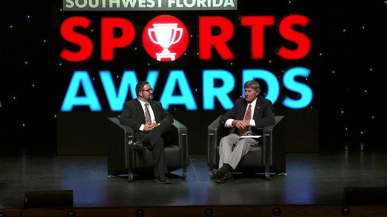 Southwest Florida Sports Awards: Former UF Coach Steve Spurrier