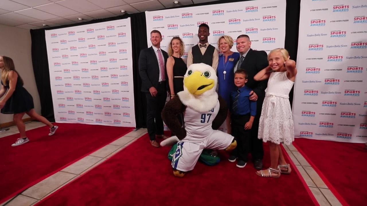 Southwest Florida Sports Awards: Red Carpet Fun