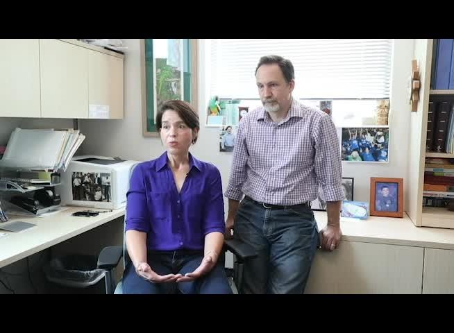 Married Florida Gulf Coast University professors making a difference in Zika research