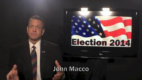 John Macco is the Republican candidate for the 88th Assembly District. (Oct. 24, 2014)
