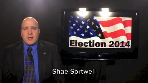 Shae Sortwell is the Serving Liberty and the People candidate for the 90th Assembly District. (Oct. 27, 2014)