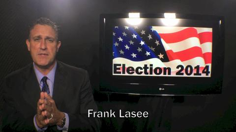 State Sen. Frank Lasee is the Republican candidate for Wisconsin's 1st Senate District. (Oct. 22, 2014)