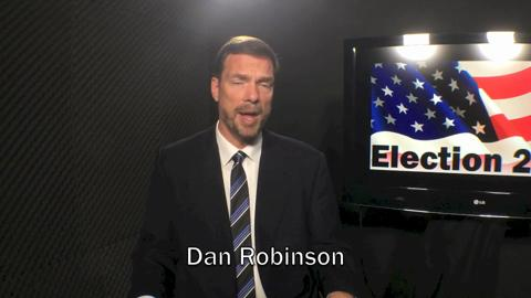Dan Robinson is the Democratic candidate for the 88th Assembly District. (Oct. 24, 2014)