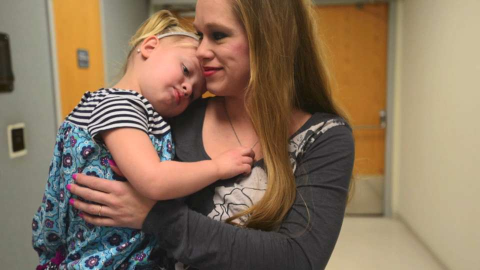 Risser casting helps local child with scoliosis
