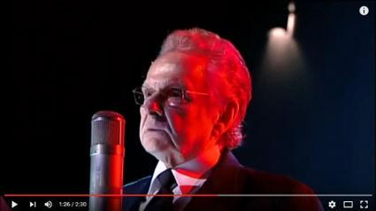 """Bluegrass legend Ralph Stanley performs """"O Death"""" in 2009. Stanley passed away on Thursday at age 89."""