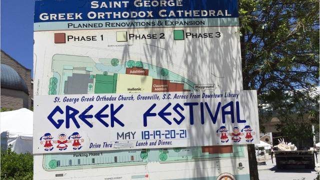 Here's why Greenville's Greek Festival is one of the best