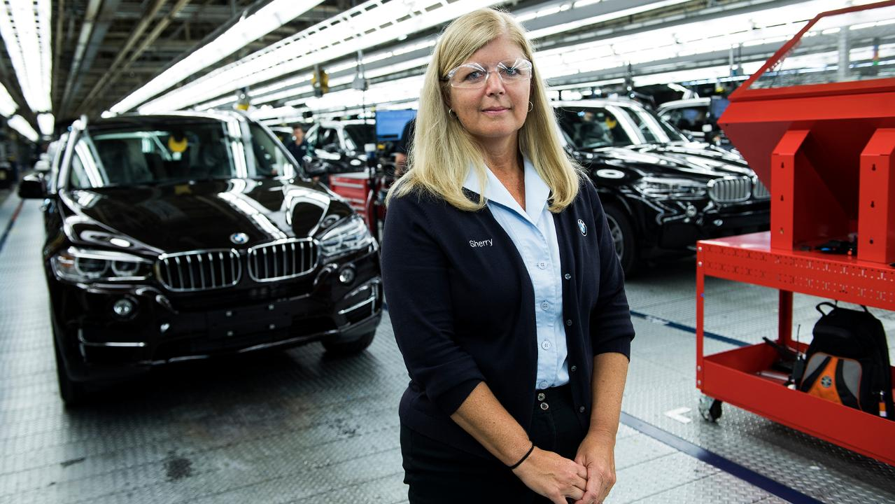 BMW's 39th employee