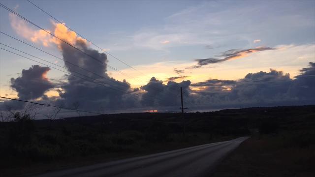 Guam Bucket List: Watch the sunrise
