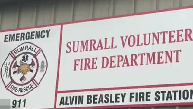 Sumrall firefighters Alvin Beasley and Lorrie Sykes were killed in a hit-and-run while helping clear a car wreck March 15, 2017, on Mississippi 589. Shawn Huhn, another firefighter, was injured.