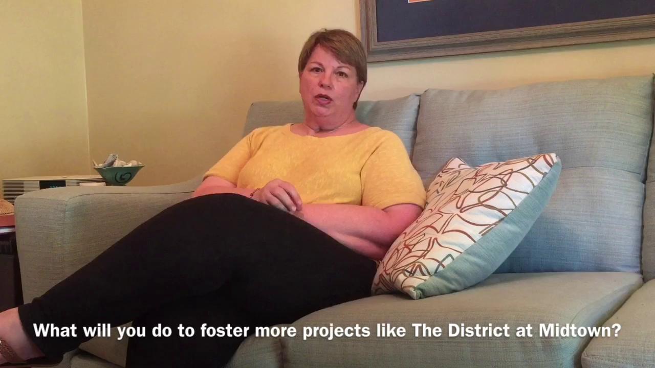 Meet Kathy Garner, Ward 3 candidate