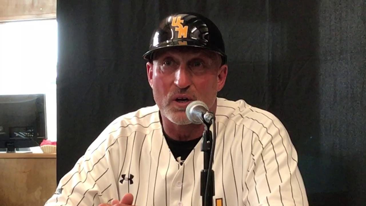 USM's Berry talks win over Illinois-Chicago