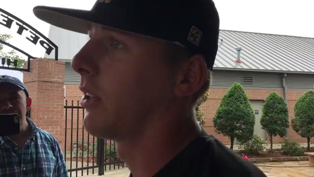 USM's McCarty on starting vs. UIC at Hattiesburg regional