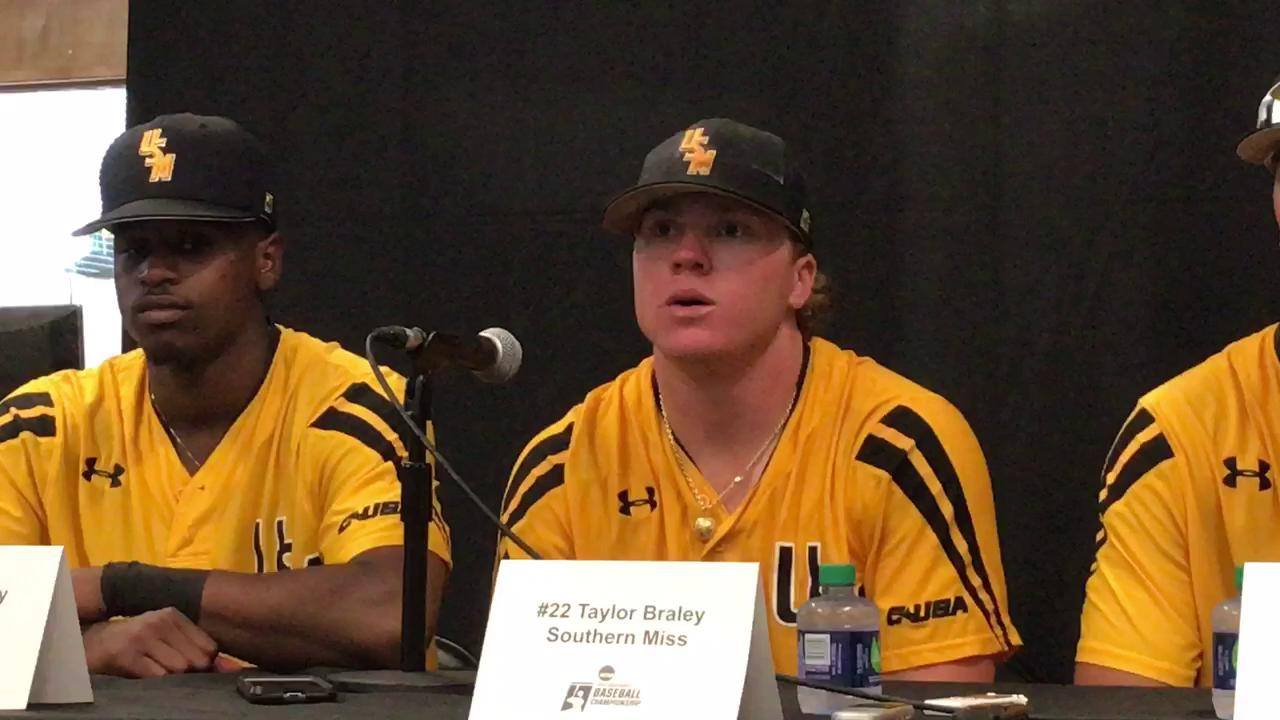 USM's Braley on adjusting game plan vs. South Alabama