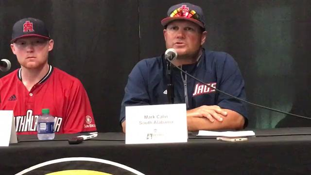 South Alabama coach: 'There's no easy outs in (USM's) lineup'