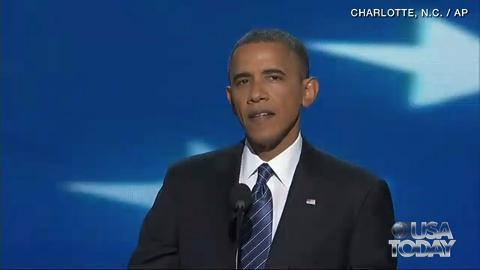 Obama: 'This is what the election now comes down to'