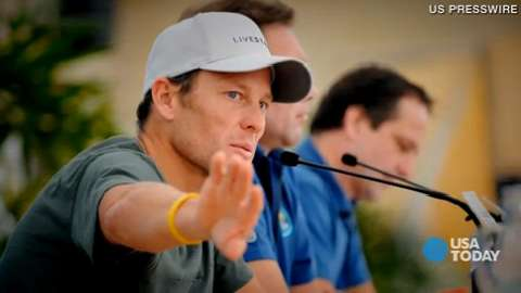 Nike has fired Lance Armstrong company officials said in a statement Wednesday morning.  The statement came the same morning that Armstrong announced he was stepping down as chairman of the Livestrong foundation.