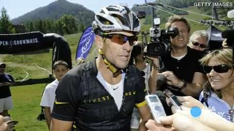 The US Anti-Doping Agency has released thousands of pages of evidence against Lance Armstrong showing he cheated, along with teammates.  The cyclist maintained his innocence saying the process was rigged against him.