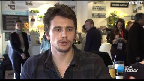 James Franco brings porn to Sundance