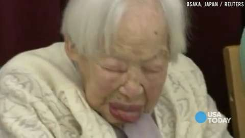 114-year-old woman named oldest in the world