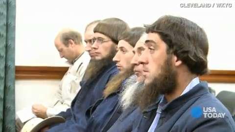 Ohio Amish Beard Cutting Ringleader Gets 15 Years