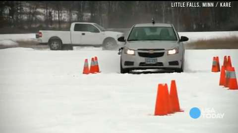 Tips to put your winter driving fears 'on ice'