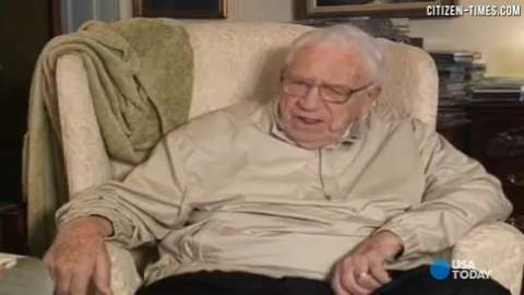 George Beverly Shea remembers meeting Billy Graham