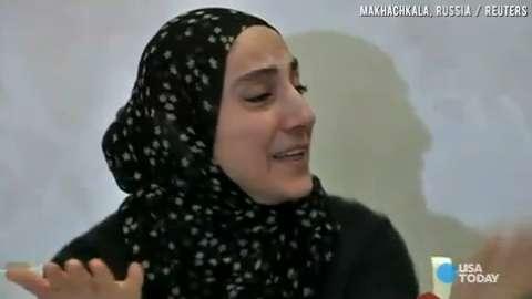 Tsarnaevs' mom: America took my kids away