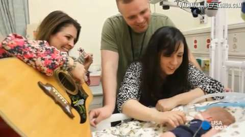 Video Based Therapy May Help Babies At >> Music Therapy May Help Premature Babies