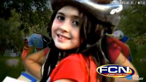 8-year-old allegedly killedsex offender mourned