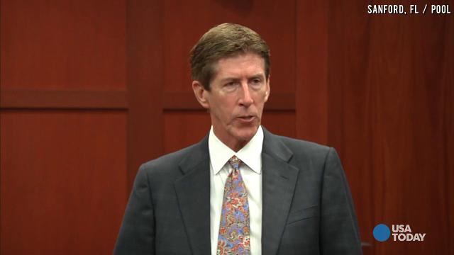 Zimmerman's attorney says state can't prove its case
