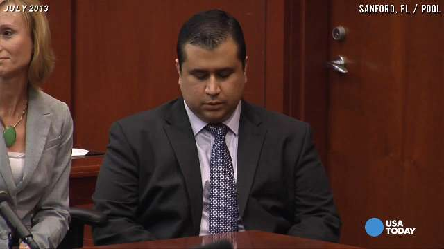 Zimmerman wants Florida to pay some legal fees