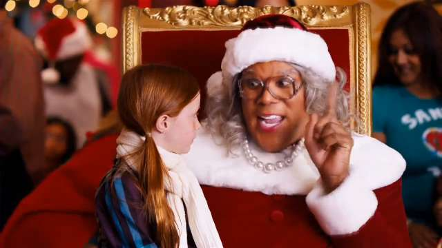 Madea Christmas.Trailer Tyler Perry S A Madea Christmas
