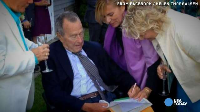 Pictures of george bush on gay sites