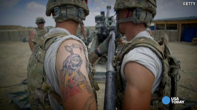 Army Tattoo Policy Wouldn T Allow Visible Ink