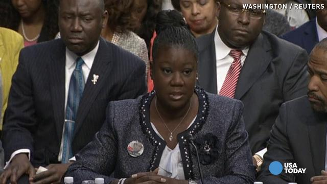 Trayvon Martin's mother: Change 'Stand Your Ground'